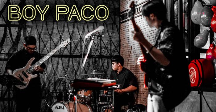 Boy Paco