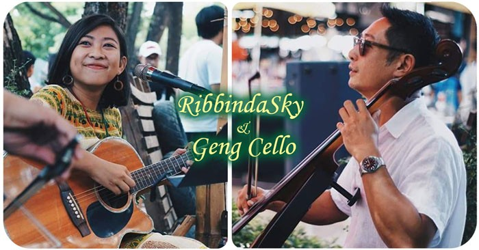 RibbindaSky & Geng Cello
