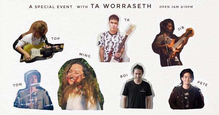 Ta Worraseth