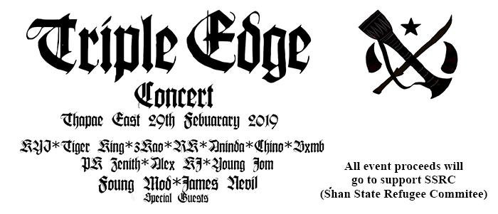 Triple Edge Concert